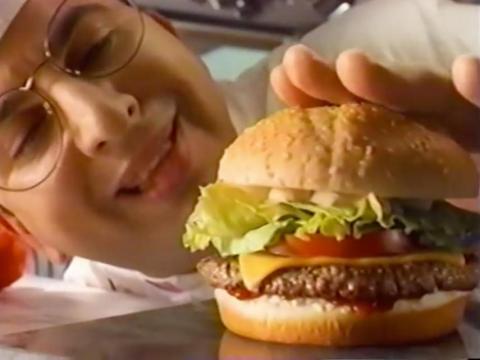 anuncio de McDonald's