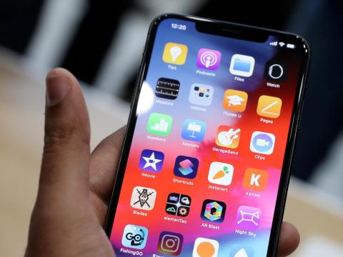 Apple is launching a special new iPhone designed for professional hackers — but you won't be able to buy it