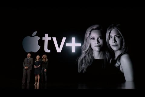 Apple TV Plus looks like it will offer high-quality programming, but it's not the only show in town.