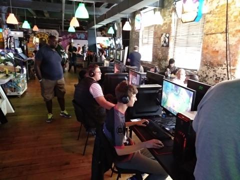 Arcade Club PCs