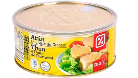 Este sería el formato del atún en lata afectado.