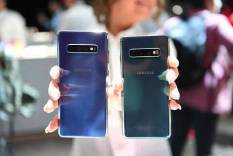 """Back in March, my colleague Tony Villas-Boas reviewed Samsung's Galaxy S10. He said its """"ultrawide"""" camera lens was the one feature that helped it stand out among the dozens of other Android smartphones out there."""