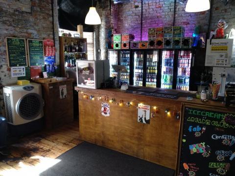 Bar de Arcade Club