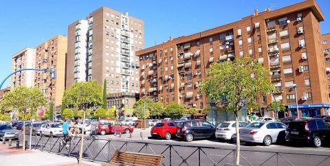El Carrascal, en Leganés (Comunidad de Madrid)