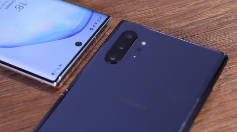 Batería de los Samsung Galaxy Note 10