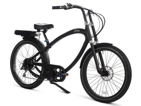 bicicleta eléctrica Ford
