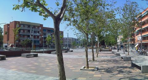 Bulevar Sur de Parla (Comunidad de Madrid)