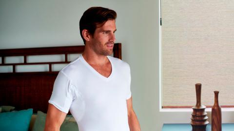Camiseta interior Thompson Tees