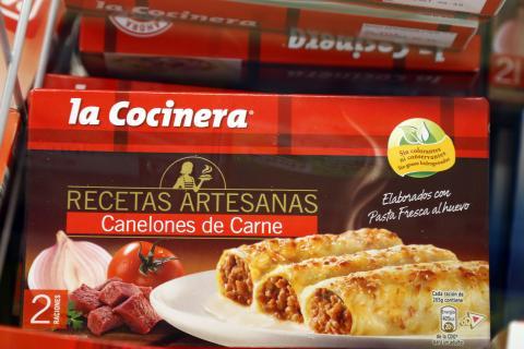 canelones La Cocinera