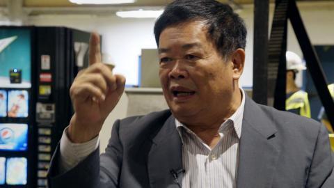 El CEO de Fuyao, Cao Dewang.