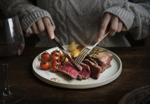 Comer carne