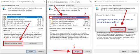 Cómo eliminar Windows.old de Windows