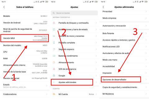 Cómo mejorar el rendimientoen Android desde las opciones de desarrollador