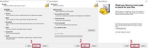 Cómo recuperar archivos borrados en cualquier versión de Windows