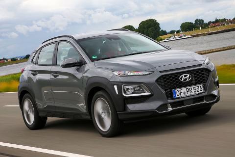 Comparativa del Ford Fiesta Active, Hyundai Kona y VW T-Cross