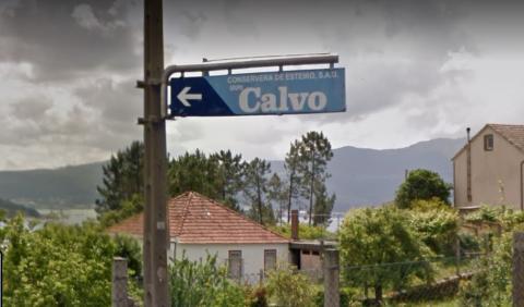 Conservera Calvo en Esteiro, A Coruña