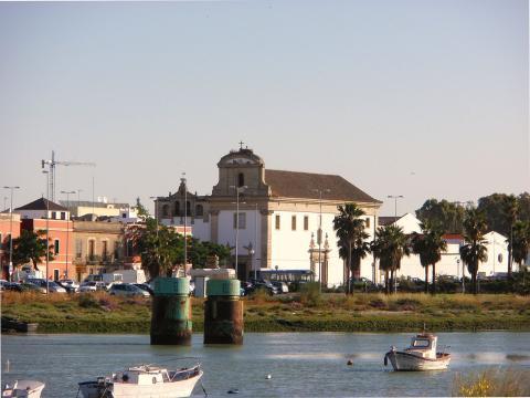 El convento del Espíritu Santo, en El Puerto de Santa María (Andalucía)
