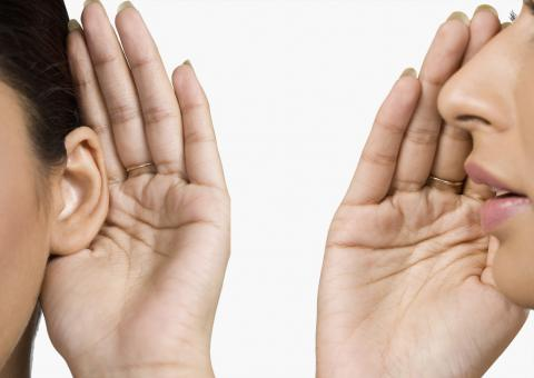 Cosas al oido