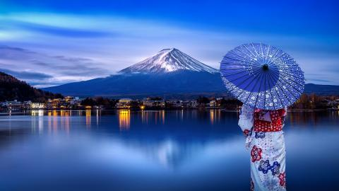El crucero del Sol Naciente permite visitar Japón