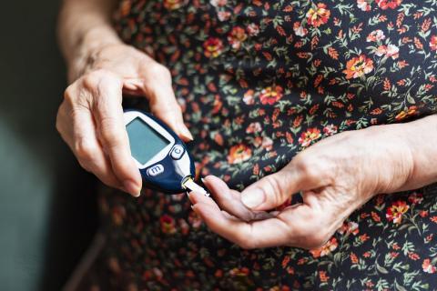 Diabetes motivo que puede causar cansancio y la fatiga crónico