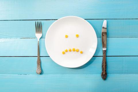 Dieta pobre motivo que puede causar cansancio y la fatiga crónica