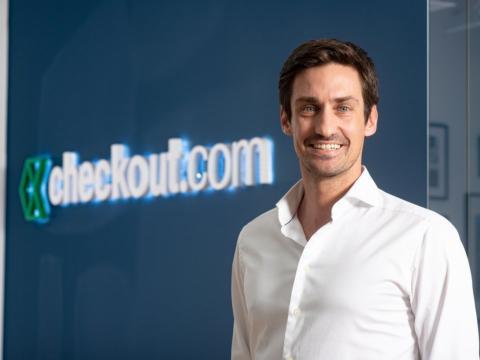 El emprendedor suizo y fundador de la startup Checkout.com Guillaume Pousaz