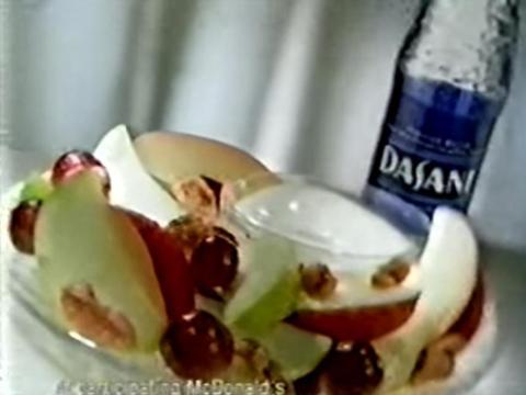 ensalada frutas McDonald's