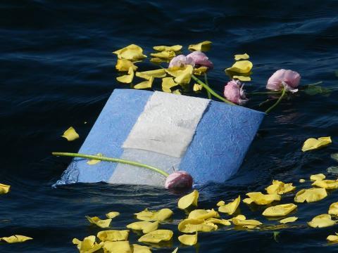 entierros marinos New England Burials At Sea