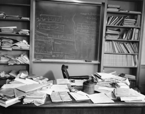 escritorio einstein