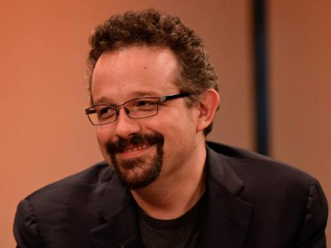 Evernote cofounder Phil Libin always brings a high-potential employee to participate.