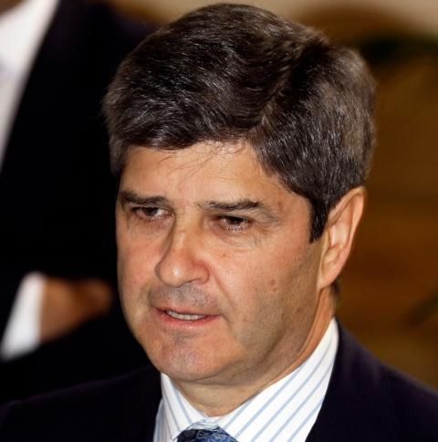 Fernando Martín, expresidente de Martinsa-Fadesa y del Real Madrid