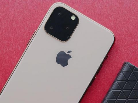 For the first time, Apple's premium iPhones are expected to come with a triple-lens camera system.