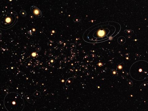 El TESS fue lanzado en abril de 2018 para buscar nuevos planetas.