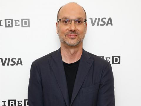 Former Android chief Andy Rubin.