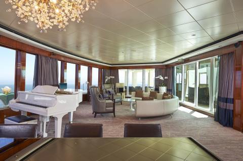 The Haven Garden Villa cruceros