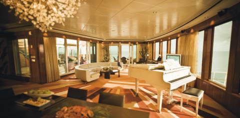 La suite The Haven Garden Villa.
