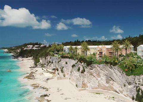 HIlton Bermudiana Beach Resort