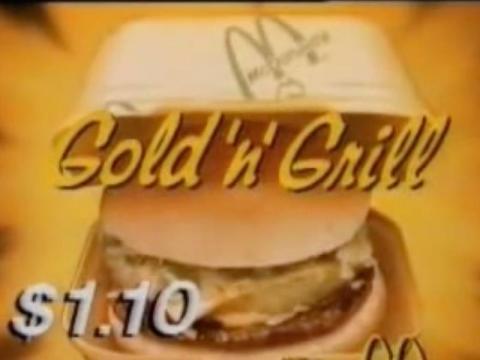 HUla Burger McDonald's