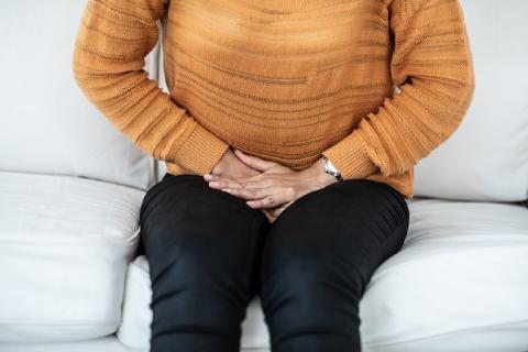Infección del tracto urinario motivo que puede causar cansancio y la fatiga crónico