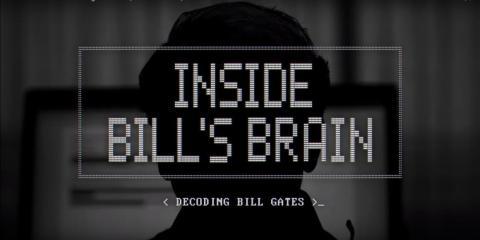 """Inside Bill's Brain"" will premiere on Netflix on September 20."