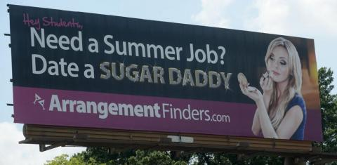 It's worth noting you should never become a sugar baby just for the money