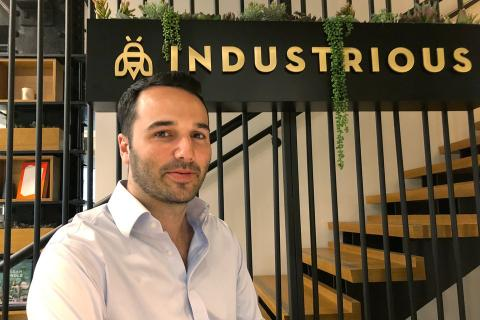 Jamie Hodari, CEO de Industrious