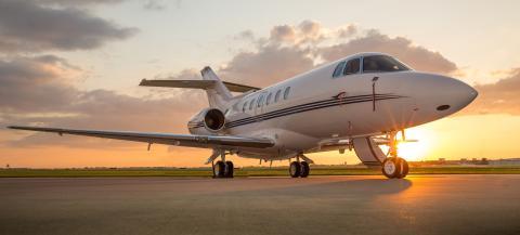 Jet privado.