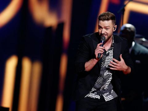 Justin Timberlake started his musical and acting career young. As an elementary school student he was a member of The Mickey Mouse Club, which left little time for traditional school.
