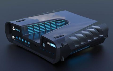 Kit de desarrollo PS5 3D