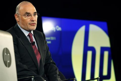 Leo Apotheker, exCEO de HP