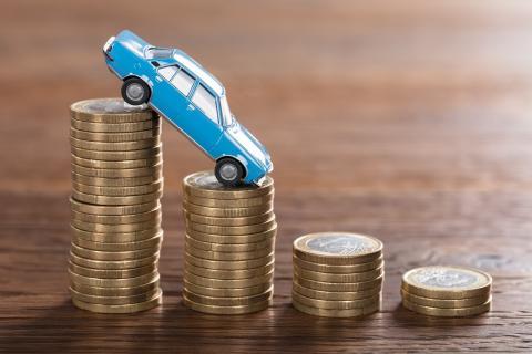 El mal momento de ventas de vehículos reduce los préstamos