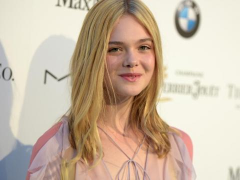 Like many child stars, actress Elle Fanning had to forgo a traditional education to free up time for her career.