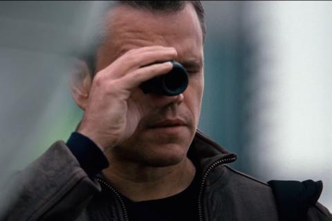 Matt Damon interpreta a Jason Bourne