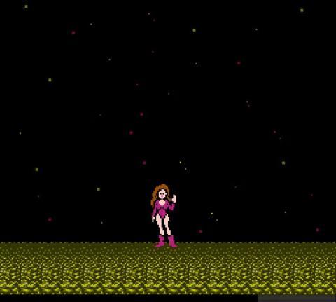 Metroid Samus NES